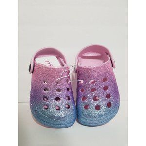 Baby Girls Toddlers Beach Clogs Shoes 4-7